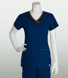 favorite, most comfortable scrubs :) Grey's Anatomy by Barco Greys Anatomy Scrubs, Womens Scrubs, Professional Wear, Scrub Tops, Material Girls, Dress Me Up, V Neck Tops, Fit Women, Short Sleeve Dresses