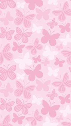 Fondos Pink Wallpaper Iphone, Butterfly Wallpaper, Pastel Wallpaper, Cellphone Wallpaper, Screen Wallpaper, Wallpaper Backgrounds, Iphone Wallpaper, Cute Backgrounds, Cute Wallpapers