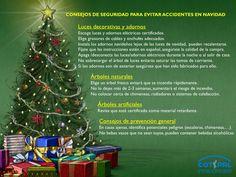 Consejos de Seguridad para evitar accidentes en Navidad