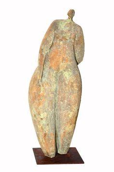 """Saatchi Art Artist Cristelle Berberian; Sculpture, """"Nara-SOLD"""" #art"""