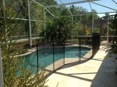 Pool Fences In Daytona - Daytona residents are no stranger to Baby Barrier Pool Fence of Volusia when it comes to protecting their children from pool accidents. #PoolSafetyFence #PoolSafety #BabyBarrier