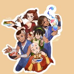 By linktoo-doodles on Tumblr John Mulaney, Avatar The Last Airbender Art, Team Avatar, Xenomorph, Zuko, Korra, Doodles, Fan Art, Cartoon