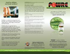 No wellness plan is complete until you Unleash the Powre. Whether you're a high-performance athlete or seeking vascular-level improvement, this essential formula seeks to restore systemic balance and vitality.