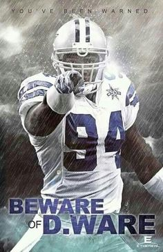 D. Ware is the man