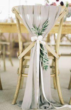 157 Best Wedding Chairback Decorations
