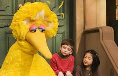 Even Sesame Street is getting into the venture-capital game
