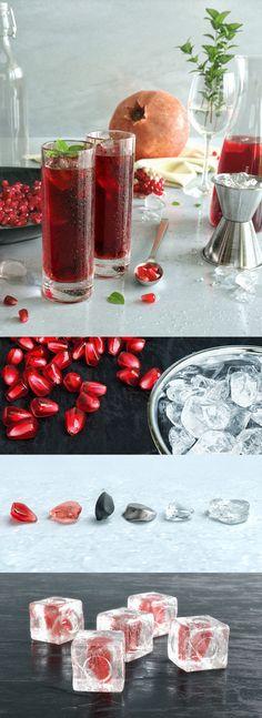 Pomegranate shots by Doniyor Mamanov   Abstract   3D   CGSociety