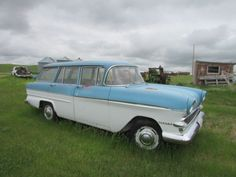 The Other Tri-Five: 1957 Vauxhall Super Victor Estate Project | Bring a Trailer