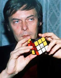 Rubik's Cube is a mechanical puzzle invented in 1974 by Hungarian sculptor and professor of architecture Ernő Rubik. Professor, Cube World, Cube Puzzle, The Inventors, Applied Science, Day Of My Life, Important Dates, Animals For Kids, Cubes