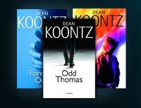 Anything and everything by Dean Koontz