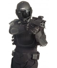 US Military develops Crysis like Nanosuit - battle suit, battle armor Nano Suit