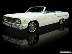 1964 Chevrolet Chevelle Malibu Convertible 283 V8 - Car Pictures