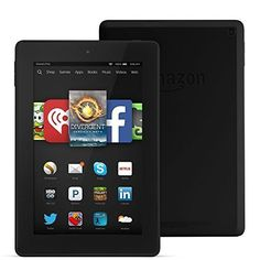 "Fire HD 7, 7"" HD Display, Wi-Fi, 8 GB - Includes Special Offers, Black, http://www.amazon.com/dp/B00IKPYKWG/ref=cm_sw_r_pi_awdl_K3S6ub1XDMSWY"
