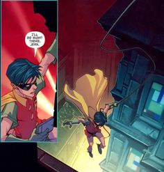 Dick Grayson. Teen Titans: Year One.