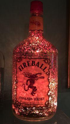 Fireball liqueur gift idea