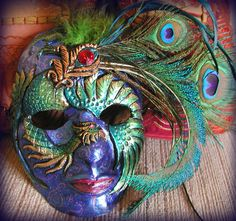 For a masquerade