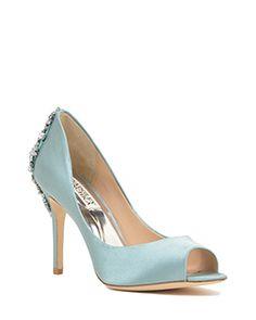 84c8bd6d64a Nilla Embellished Heel Evening Shoe
