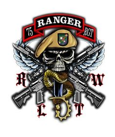 Army Ranger Skull Tattoo Pictures