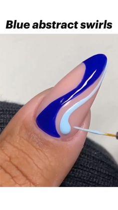 Nail Art Designs Videos, Cute Acrylic Nail Designs, Diy Nail Designs, Nail Art Videos, Best Acrylic Nails, Glow Nails, Polygel Nails, Chic Nails, Stylish Nails