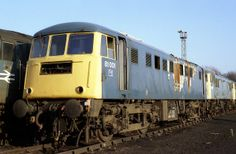 Pioneer AC elecrtic locomotive 81001 is seen at Crewe Works on January The locomotive was withdrawn during July 1984 and cut-up by September Electric Locomotive, Diesel Locomotive, Electric Train, British Rail, Train Pictures, Diesel Engine, Random Stuff, Board, Train