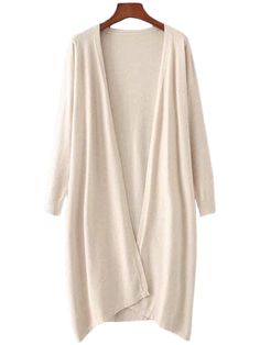 Goodnight Macaroon 'Aiko' Wrap Thin Long Cardigan Casual Office Outfits for women Miss Louie