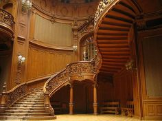 Image result for serpentine staircases