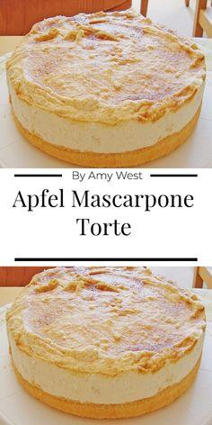 Apple Desserts, Apple Recipes, Pumpkin Recipes, Sweet Recipes, Delicious Desserts, Cake Recipes, Dessert Recipes, Torte Recipe, Easy Baking Recipes