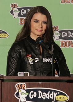 Alabama Live (1/10/13): Danica Patrick says she's looking forward to upcoming NASCAR season