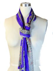 The Girly Windsor -- :The Master List: 50 Ways to Tie a Scarf