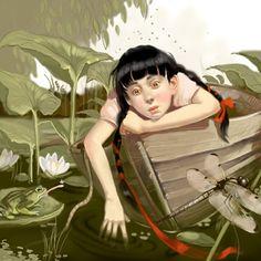 Tatiana Doronina Art, Russia Little Boy And Girl, Little Boys, Romantic Writers, Story Inspiration, Art Google, Fairy Tales, Disney Characters, Fictional Characters, Sculptures