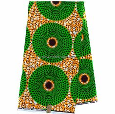 Quality African fabric/ fabric wholesale / Ankara fabric /African fabrics /Super wax Hollandais / African print/ 6 yards WP978 by TessWorldDesigns on Etsy