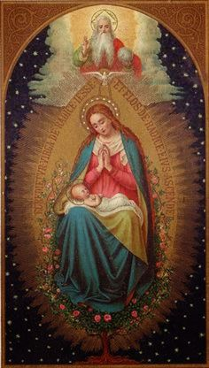 Lessons 8 from the Divine Office for the Solemnity of the Most Holy Rosary of the Blessed Virgin Mary: Sermon on the Aqueduct: | Maria Angela Grow