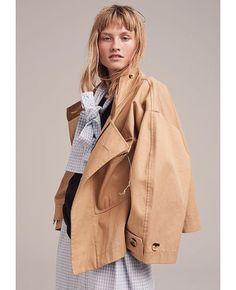 197 отметок «Нравится», 5 комментариев — AF AGGER (@afagger) в Instagram: «Ss17 Biodegradeble jacket in @eurowoman»