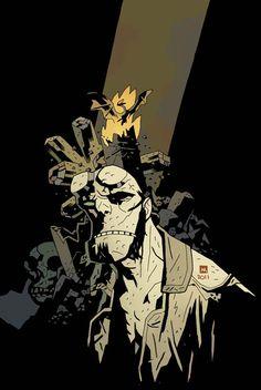 Mike Mignola, Hellboy: The Fury #3