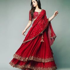Sequin and Zari Work Georgette Lehenga Sequin and Zari Work Georgette Lehenga,Kurta skirt Heavy Sequin Georgette Lehenga Choli – FashionVibes Related posts:- How to pose for picturesSimple pair of socks. Indian Lehenga, Red Lehenga, Party Wear Lehenga, Heavy Lehenga, Heavy Dupatta, Bollywood Lehenga, Lehenga Style, Indian Gowns Dresses, Indian Fashion Dresses