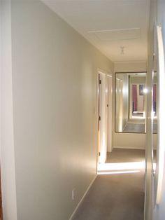 Resene Ecru - Karen Walker Range Resene Colours, Interior And Exterior, Interior Design, Colour Schemes, House Colors, Wall Lights, Sweet Home, New Homes, Karen Walker
