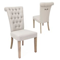 (8) FINN – Lekker spisestue stol, Hertug