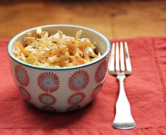 Smoky spicy cole slaw, perfect for picnics and barbecues.