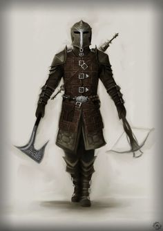 skyrim dawnguard armor - Google Search