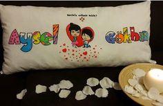 1 YASTIKTA KOCAYANLAR Bed Pillows, Pillow Cases, Rhinoplasty, Pillows