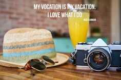 Even if thesummer is almost over and you didn't take a vacation is time for you to take a break andthink about one. A vacation will clear your mind