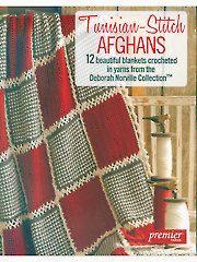 Crochet - Tunisian Stitch Afghans - #837768
