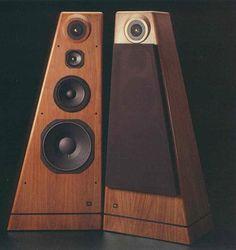 JBL 250Ti speakers..