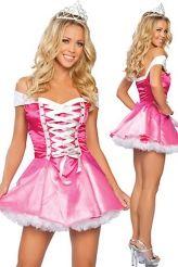 Enchanting Princess Belle Costume LC8843