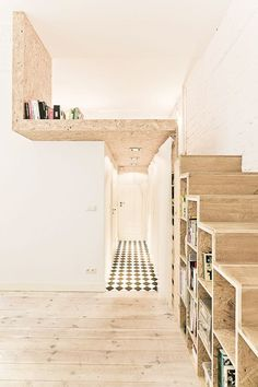 See How This Teeny Apartment Doesn't Sacrifice Beauty #refinery29  http://www.refinery29.com/living-in-a-shoebox/10#slide-7  The hallway's classic checked tile flooring is one of our favorite parts of this apartment.Related: This Space Proves That Great Style Doesn't Just Come In Big Packages