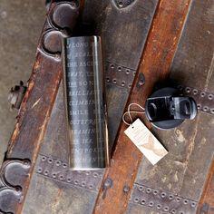 Stainless Steel Siren's Poem Tumbler, 16 fl oz. $22.95 at store.starbucks.com