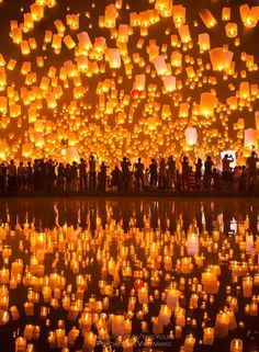 Visit the Sky Lantern Festival in Taiwan #FeelGoodExperience