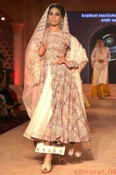 Bajirao Mastani inspired collection by Anju Modi