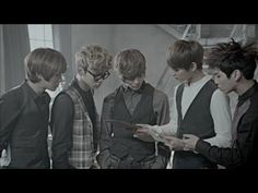 SHINee 샤이니_Sherlock•셜록 (Clue + Note)_Music Video Teaser