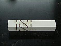 An easy segmented pen